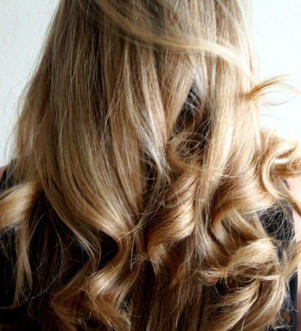 aromatherapy hair rinse