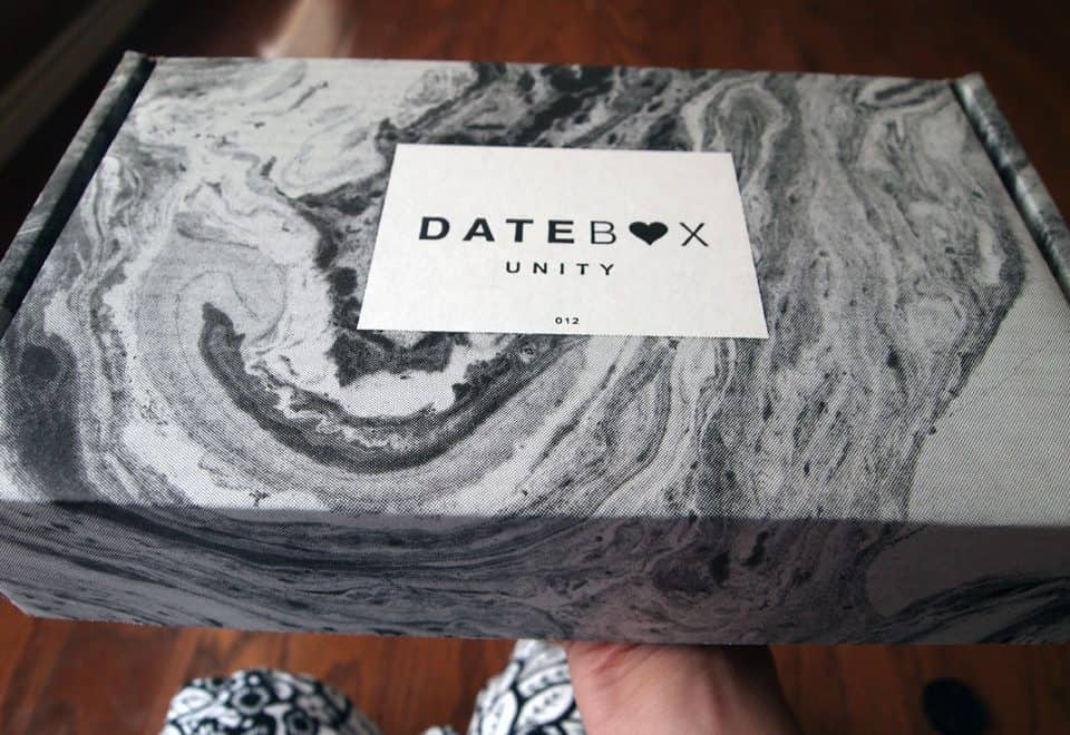 DateBox Review: At Home Date Night Monthly Subscription
