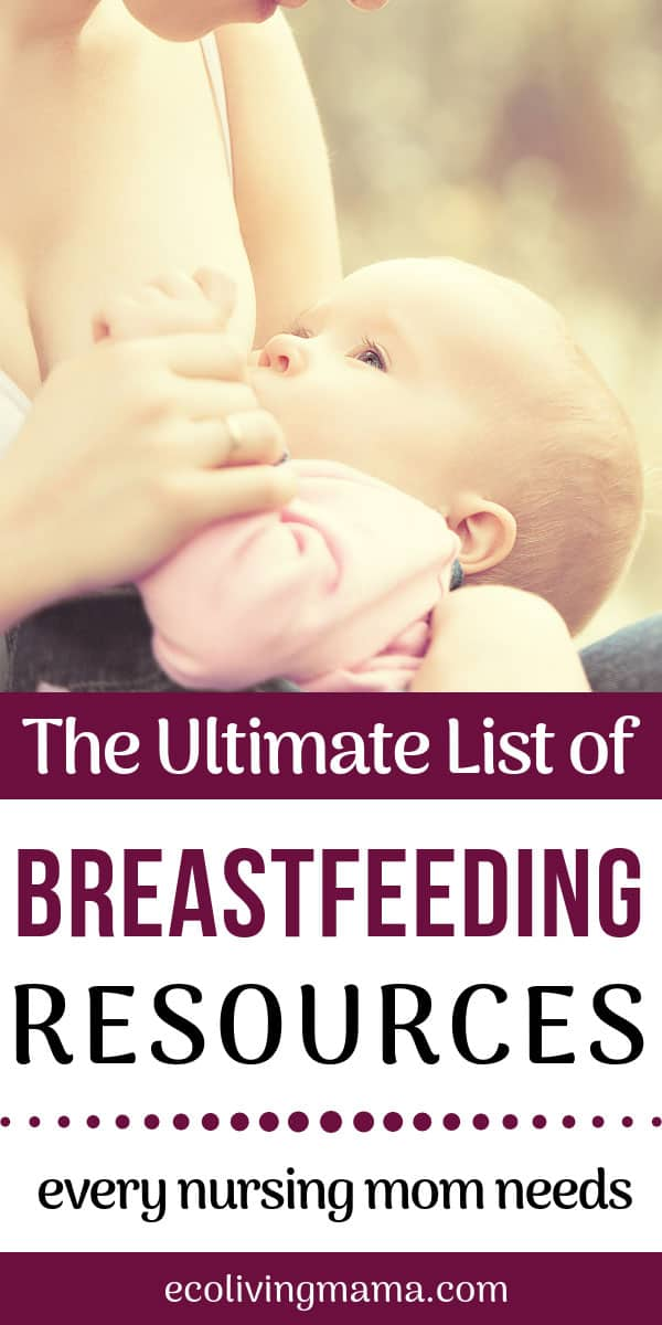 best breastfeeding resources list