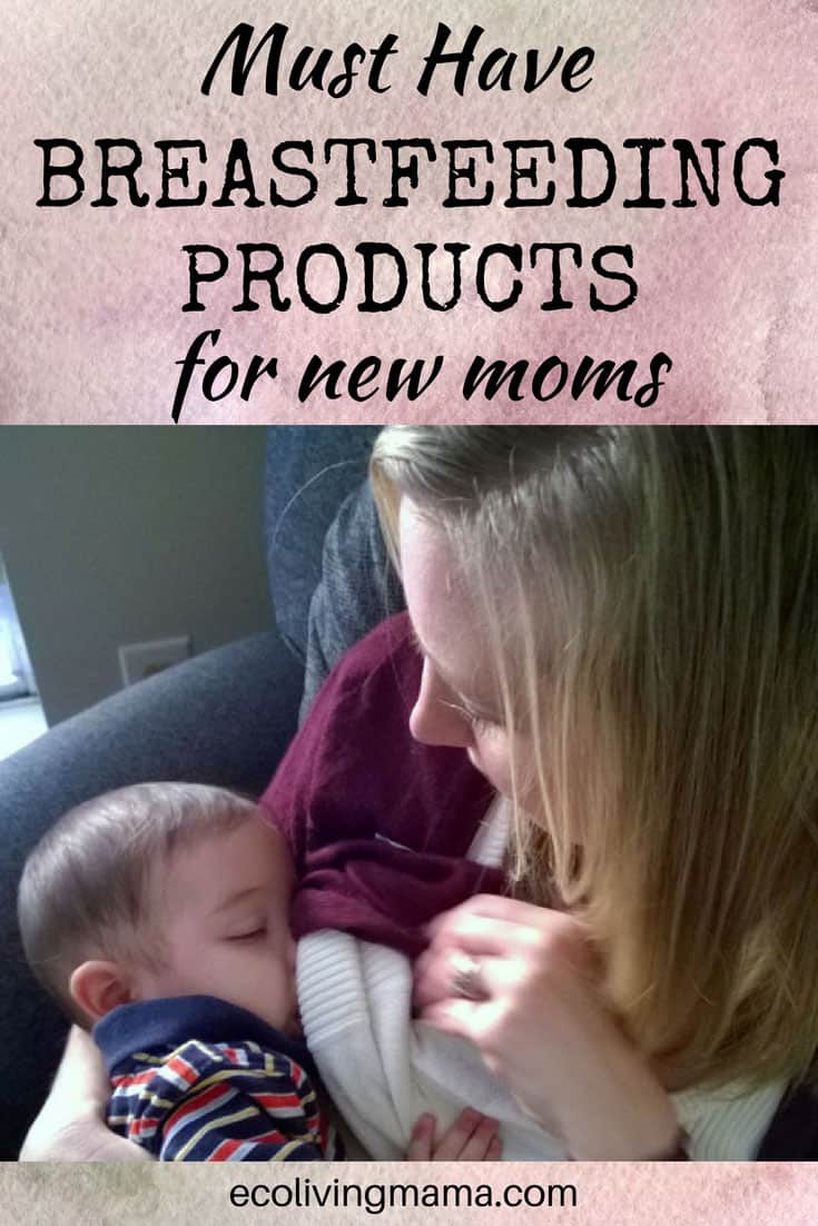 best breastfeeding products for new moms, nursing baby