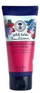 wild rose hand cream nyr organic