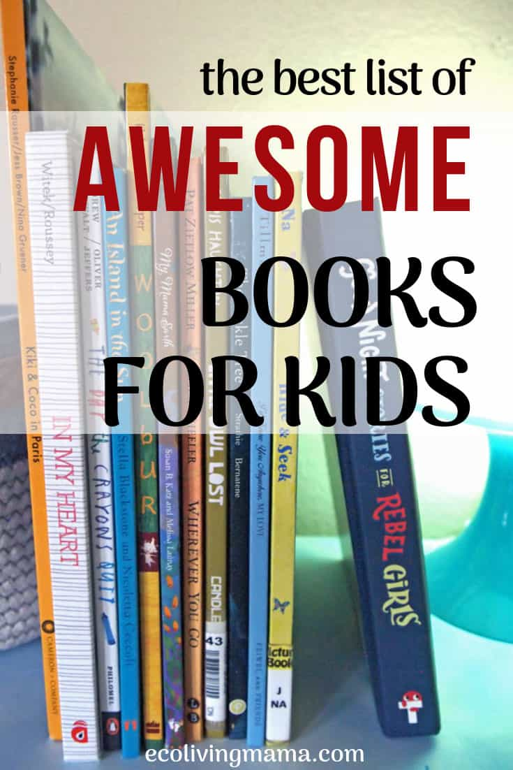 the best list of awesome kids books