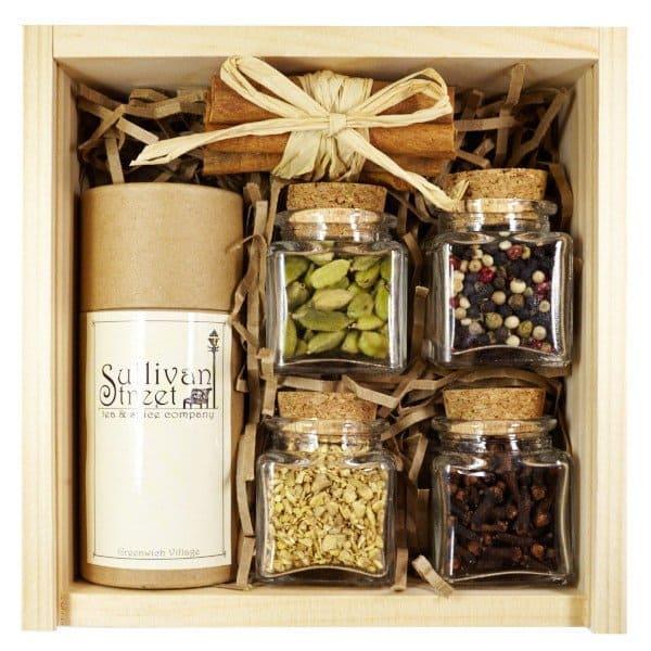 diy chai tea gift set