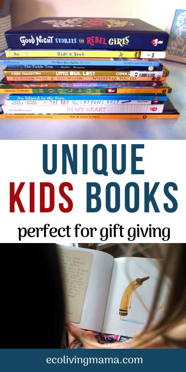 unique children's books gift guide