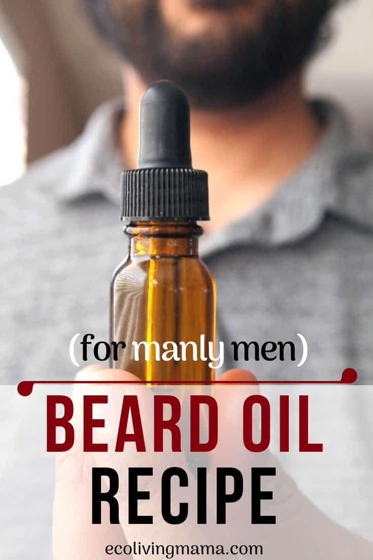 how to make beard oil, DIY beard oil recipe with essential oils