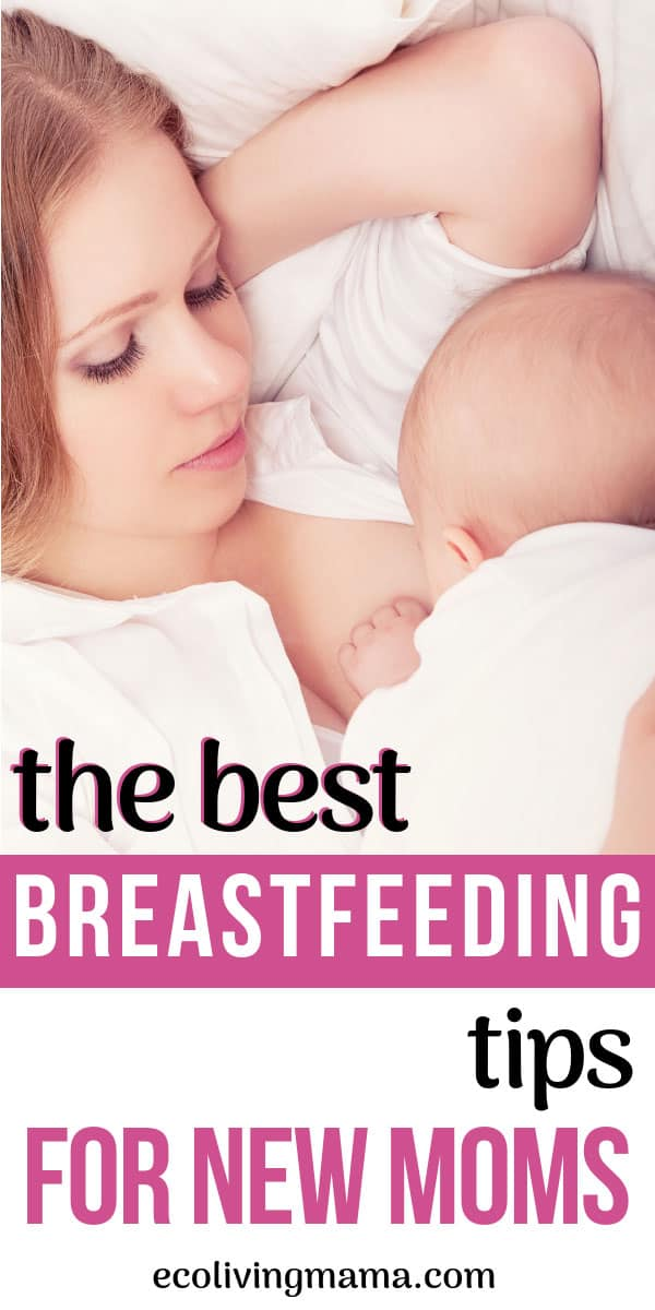 best breastfeeding tips for new moms