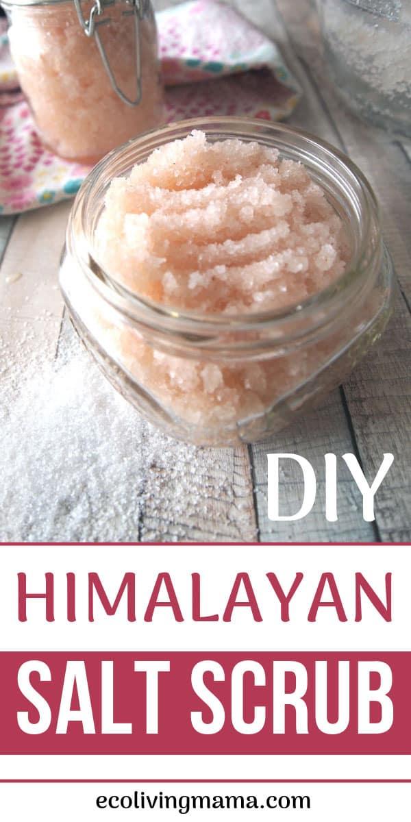 diy himalayan salt scrub recipe