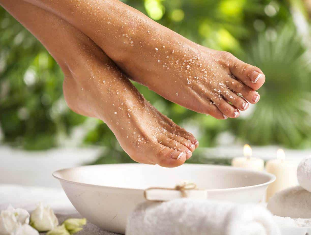 3 Natural Diy Foot Soaks To Easily Remove Dead Skin