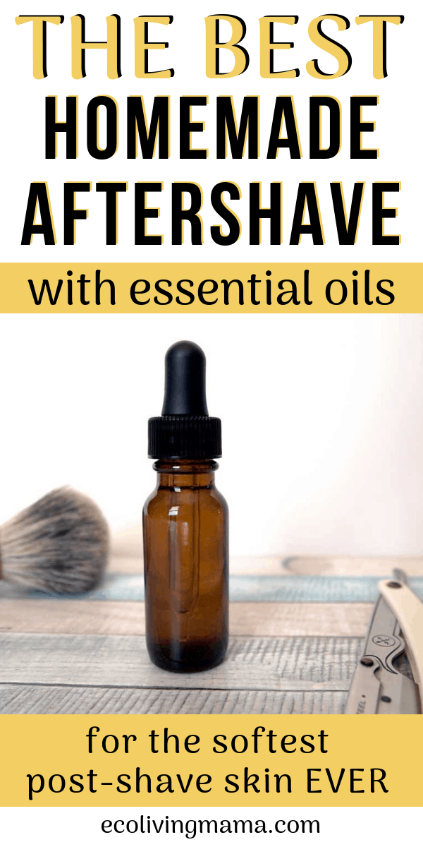 diy aftershave recipe