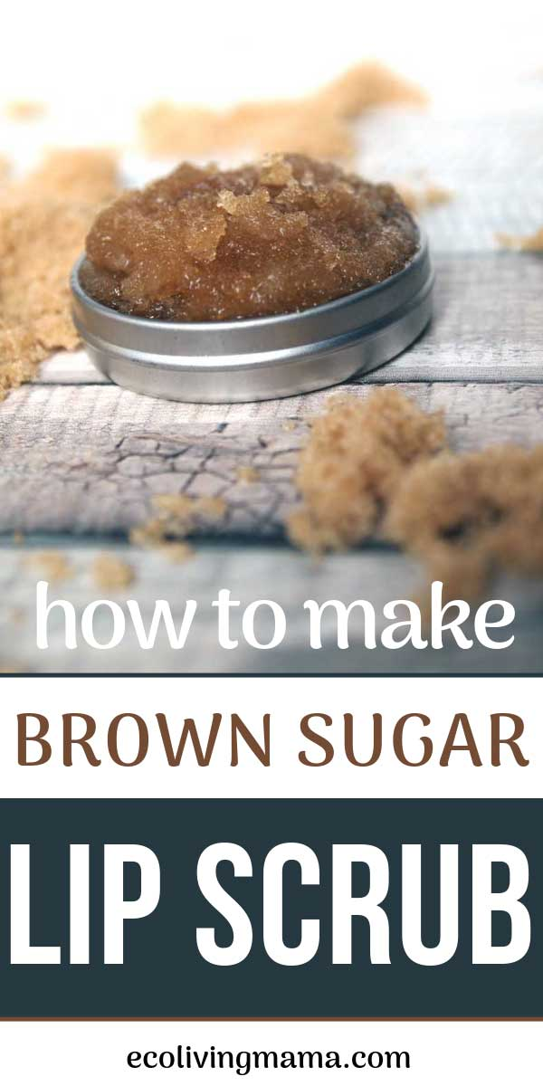 how to make brown sugar lip scrub