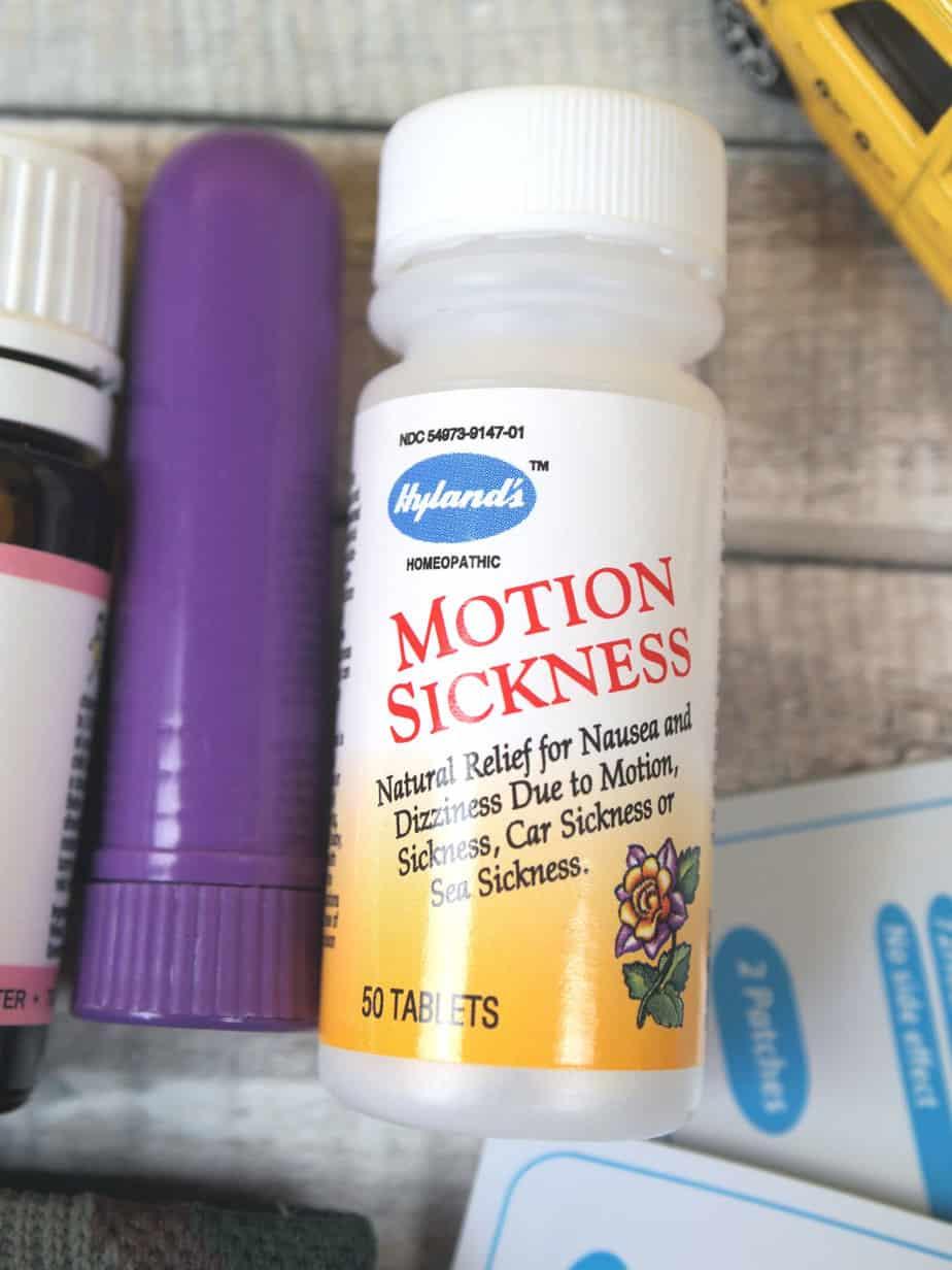 hylands motion sickness remedy