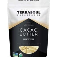 Organic Cacao Butter Unrefined