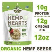 Manitoba Harvest Organic Hemp Hearts Raw