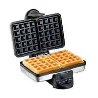 2-Slice Non-Stick Belgian Waffle Maker