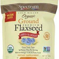 Organic Ground Flaxseed