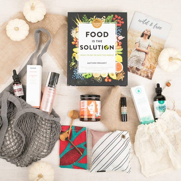 Eco-Conscious Gift Set by EarthLove