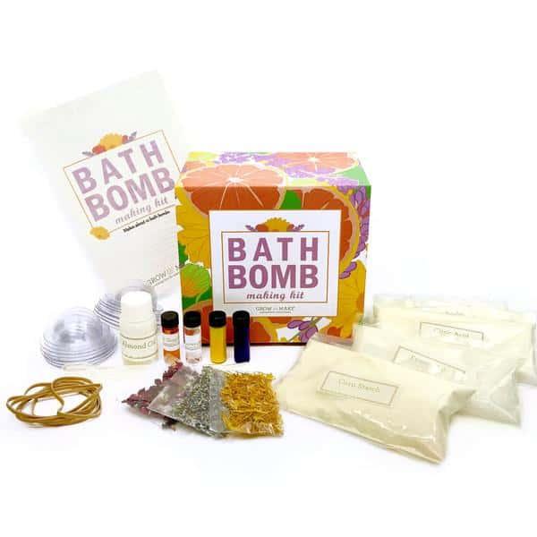 DIY Bath Bomb Making Kit