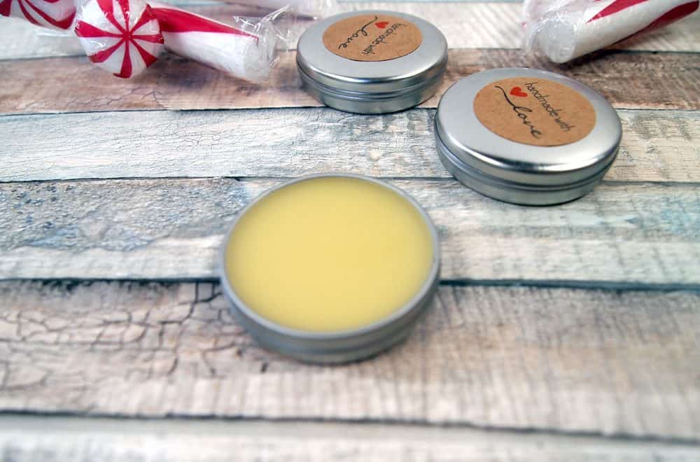Homemade Chocolate Mint Lip Balm – Natural DIY Lip Care