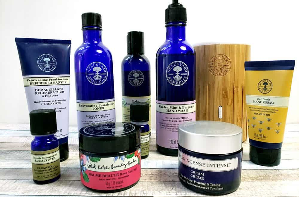 NYR Organic Review | Neal's Yard Remedies: Non-toxic, Clean Beauty