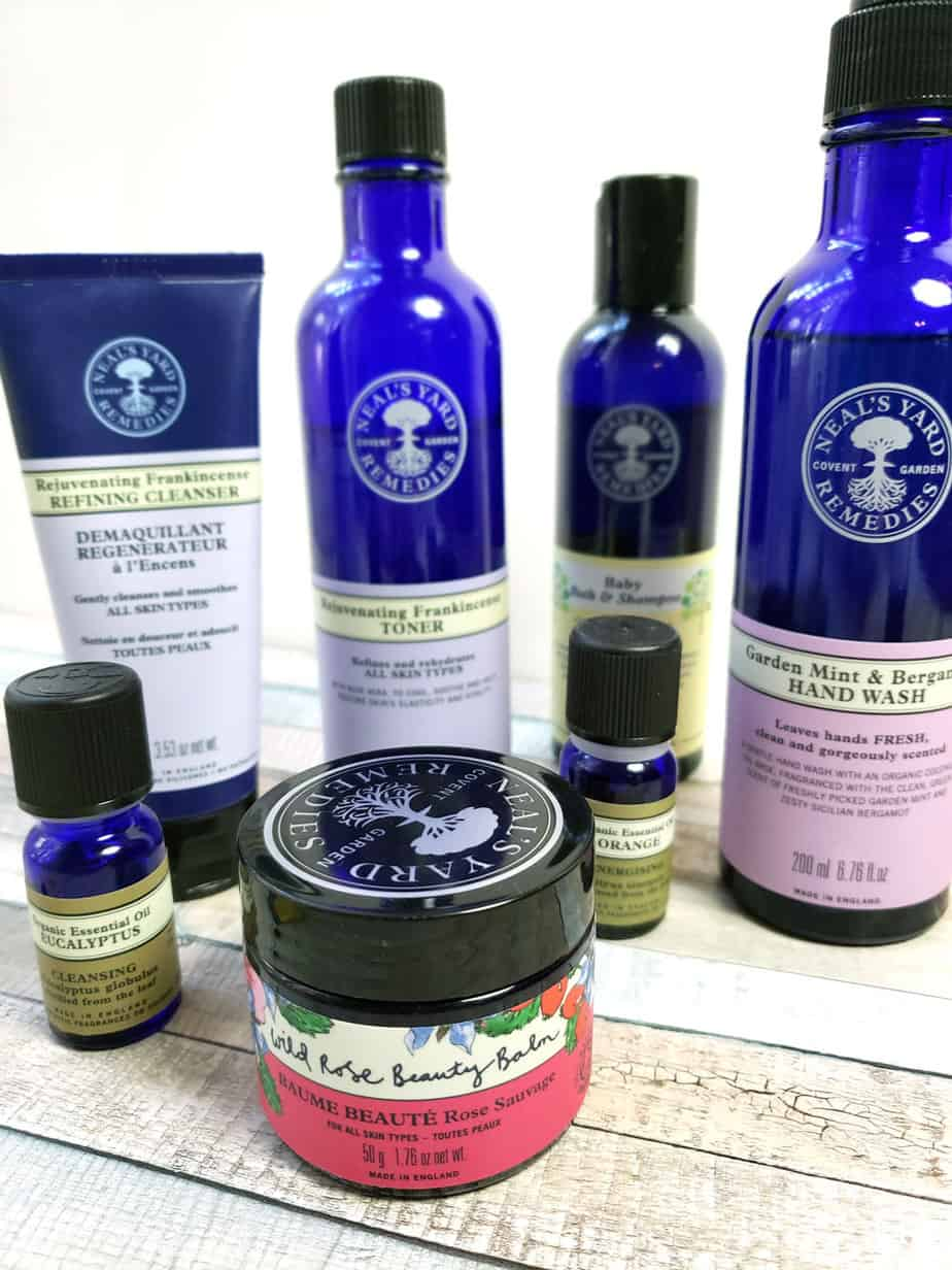 neals yard remedies product review