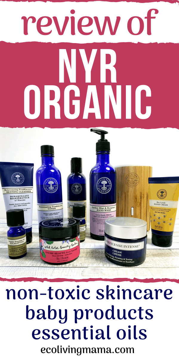 NYR organic neals yard remedies review