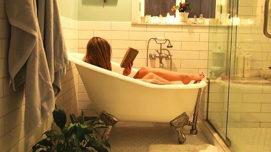 Self Care Bath Spa At Home