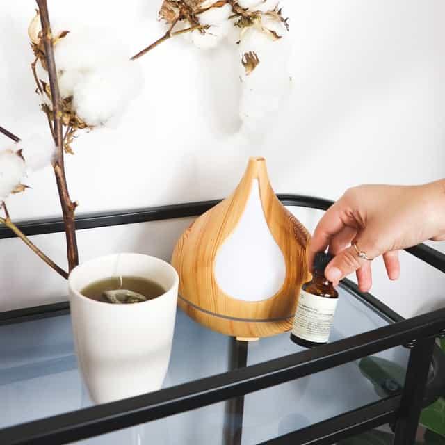 Use Aromatherapy