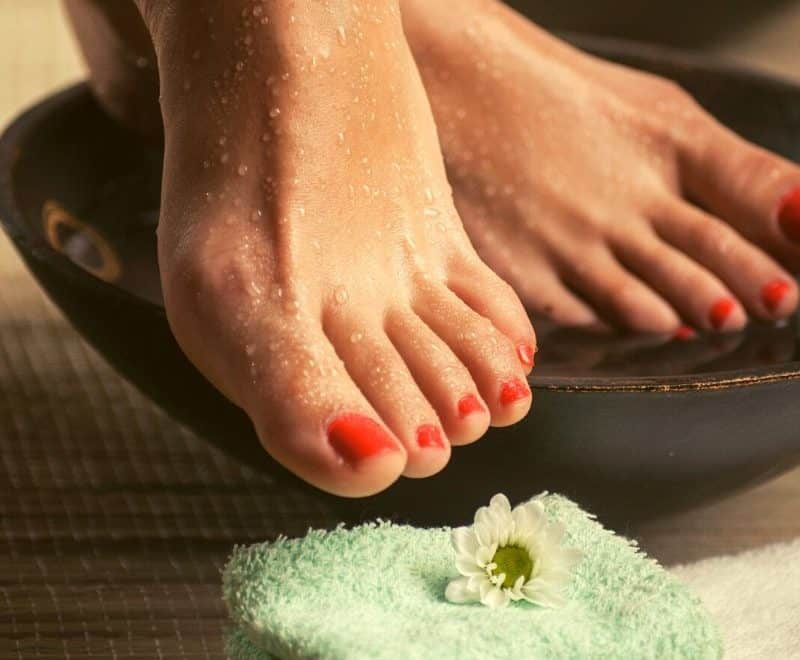 The Best Homemade Foot Scrub to Cure Your Dry, Cracked Heels