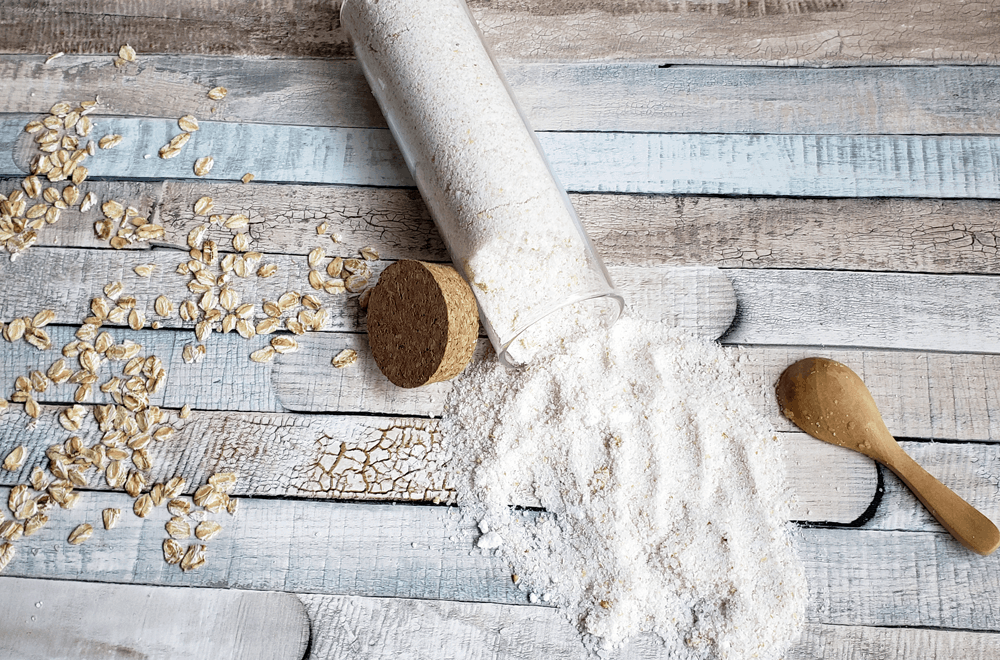 Soothing Oatmeal and Coconut Milk Bath Recipe